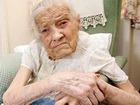 105-летняя девственница поделилась секретом долголетия
