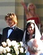 Заворотнюк и Чернышёв: венчание