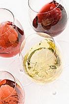 Красное и белое вино одинаково полезны для организма