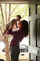 Рождение ребёнка улучшает работу мозга