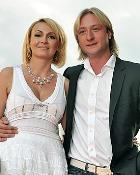 Рудковская и Плющенко: в преддверии свадьбы