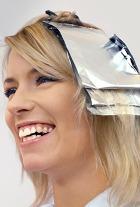 Как придать здоровый блеск окрашенным волосам?