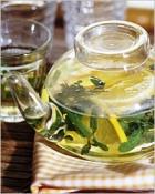Зелёный чай вместо приборов стоматолога