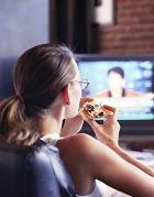 Просмотр телевизионных программ – удел несчастных людей