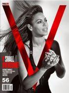 Бейонси: грандиозная фотосессия «V Magazine» перед грандиозным турне