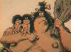 Древние люди тоже жили семьями