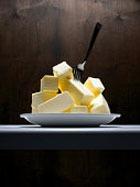 Жирная пища повышает риск развития рака