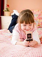 Изобретены специальные детские мобильники
