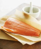 Рыбная диета женщины способствует рождению умного ребёнка