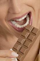 В Бельгии производят безвредный для зубов шоколад