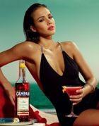 Джессика Альба – очередной персонаж календаря «Campari»