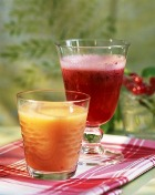 Напитки на основе плодов и ягод - вместо лекарств от простуды