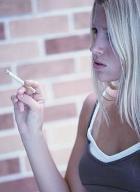 Курение в молодости ведёт к  ожирению в зрелом возрасте