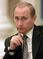 «Человек года» - Владимир Путин