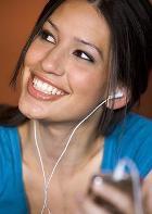 Слушайте музыку и худейте!