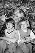 Поздравительная открытка Бритни своим поклонникам
