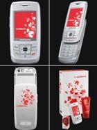 Телефон «Cacharel E250» - специально для женщин