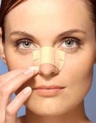 Появился косметический пластырь для чистки лица – специально для женщин