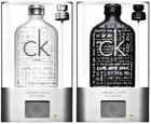 Коллекционный выпуск cK One и cK Be