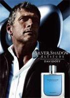 Съемки рекламы Davidoff Silver Shadow Altitude