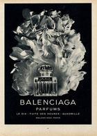 Парфюмерные новости от Balenciaga
