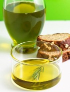 От переедания поможет оливковое масло