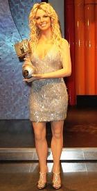 Бритни Спирс теперь две – одна живая, другая – искусственная, в музее мадам Тюссо