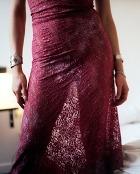 Новинка сезона – «растворимое» платье