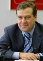 Дмитрий Медведев - самый популярный мужчина в России
