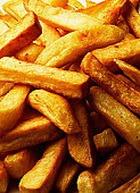 Чипсы и картофель фри несут угрозу сердцу