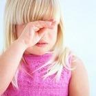 Из плаксивых детей вырастают болезненные взрослые