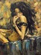 Эмилию Вишневскую нарисовали обнаженной