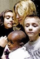 Мадонна отсудила у Гая Ричи детей