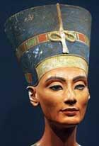 Ученые узнали, как действительно выглядела Нефертити