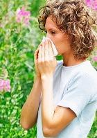 Мастурбация как средство избавления от аллергии?