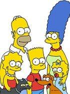 Симпсоны появятся на марках