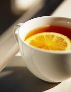 Чай + зубная щётка = здоровье дёсен и зубов