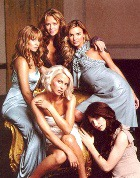 Накладные ресницы от Girls Aloud