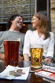 Алкоголь не помешает мужчине определить, сколько вам лет