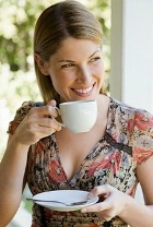 Кофе не пить – прихлёбывать нужно!