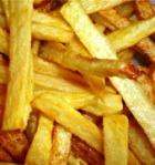 Жареная картошка губит сердце