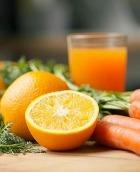 Оксана Робски и её весенний имбирно-апельсиновый фреш