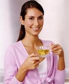 Белый чай спасёт от ожирения