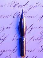 Почерк тебя выдаст