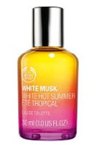 Летняя версия Body Shop White Musk