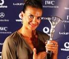 Елена Исинбаева стала обладательницей «Спортивного Оскара»
