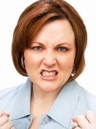 Гнев способствует быстрому износу легких