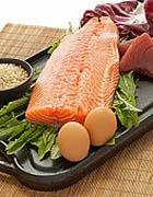 Избежать потери зрения поможет жирная рыба