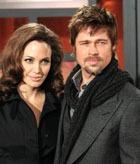 Питт и Джоли пожертвовали больным раком $1 млн.