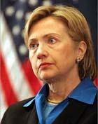 Хиллари Клинтон: шла, упала, очнулась – гипс